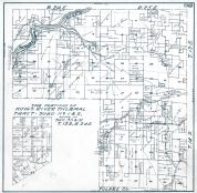 Sheet 58 - Township 13 and 14 S., Range 24 and 25 E., Kings River, Fresno County 1923
